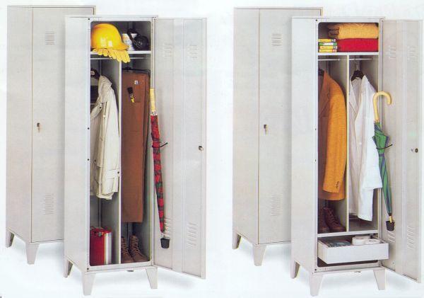 Cosmet arredamenti arredamento per la casa e per l for Armadietti per ufficio in metallo
