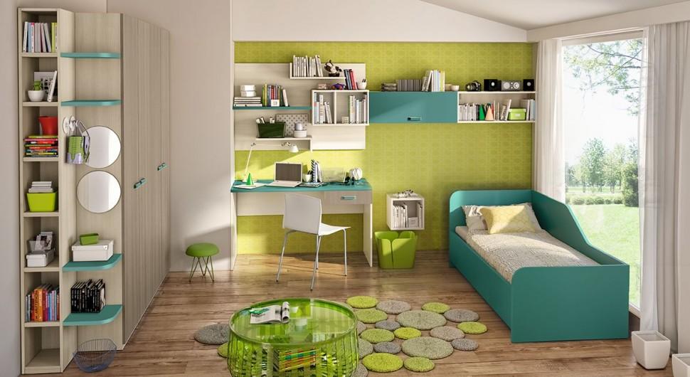 Cameretta Lilla E Verde : Cosmet arredamenti arredamento per la casa e per l ufficio