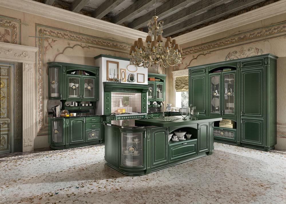 Beautiful Cucine Classiche Di Lusso Images - Design & Ideas 2017 ...